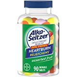 Alka-Seltzer Extra Strength Heartburn ReliefChews - relief of heartburn, acid indigestion and sour stomach - assorted…