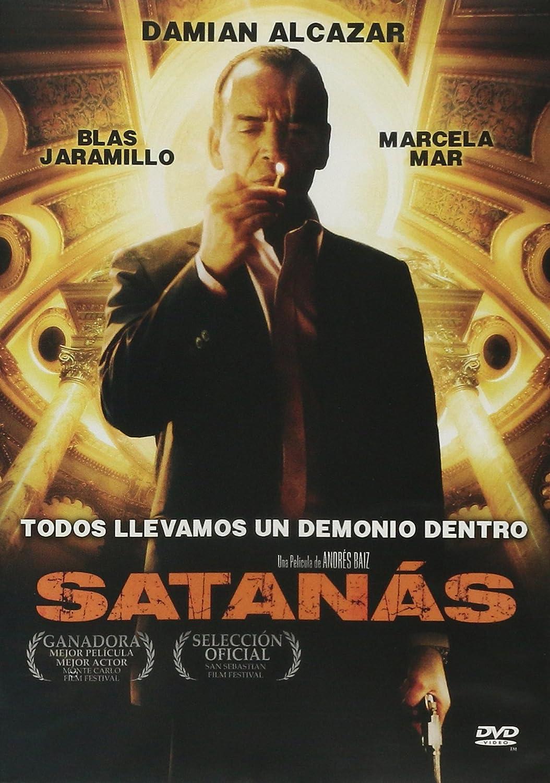 Resultado de imagen para Satanás: todos llevamos un demonio por dentro portada pelicula