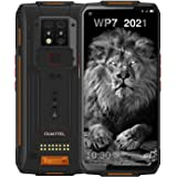 WP7 Rugged Smartphone, 2021 Night Vision Camera 6GB + 128GB Helio P90 Waterproof Unlocked Android 10 Cell Phone 6.53'' FHD+ G