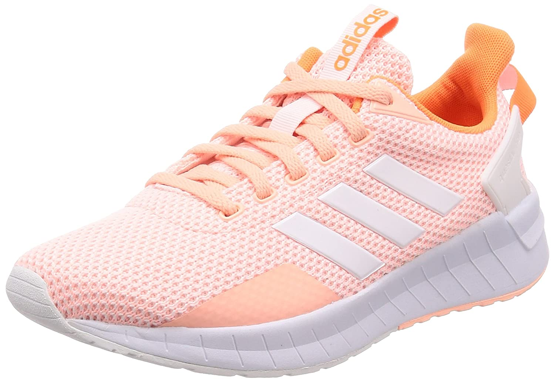 Adidas Questar Ride, Zapatillas de Running para Mujer 42 2/3 EU|Naranja (Naranja/(Corneb/Ftwbla/Naalre) 000)