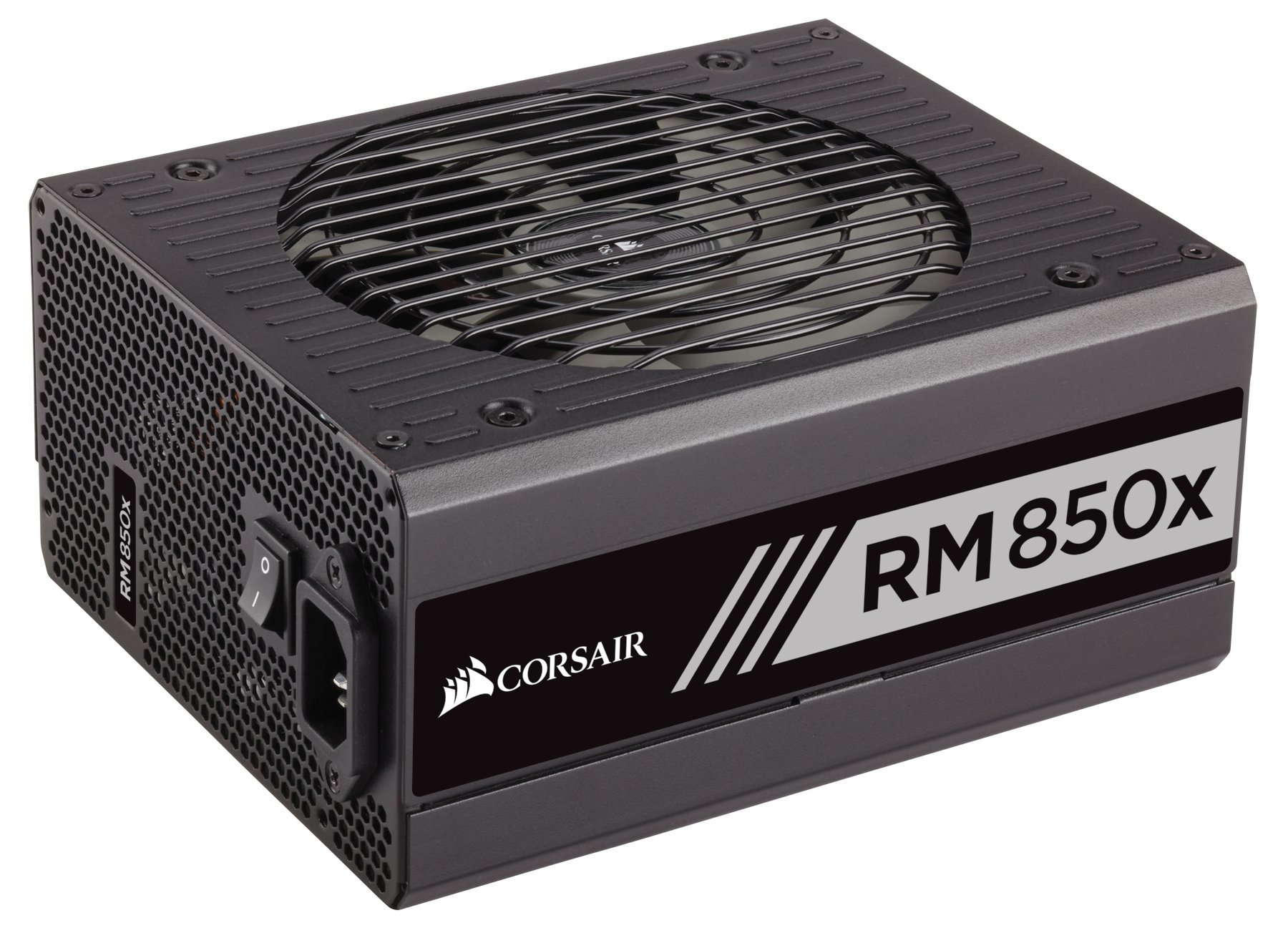 CORSAIR RMX Series, RM850x, 850 Watt, 80+ Gold Certified, Fully Modular Power Supply
