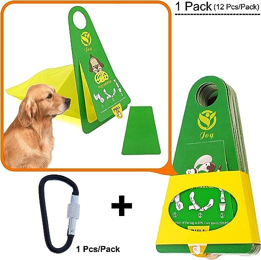 OKOMATCH - Bolsas de recogida de residuos para mascotas portátiles ...