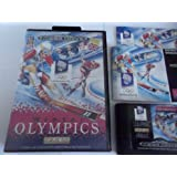 Winter Olympic [Megadrive FR]