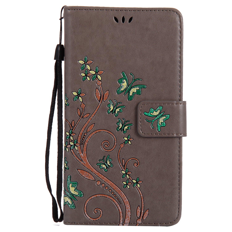 Cozy Hut Etui Coque Samsung Galaxy Note 4, Protection Etui Housse en Cuir Portefeuille Livre,[Emplacements Cartes],[Fonction Support],[Languette Magnétique] pour Samsung Galaxy Note 4
