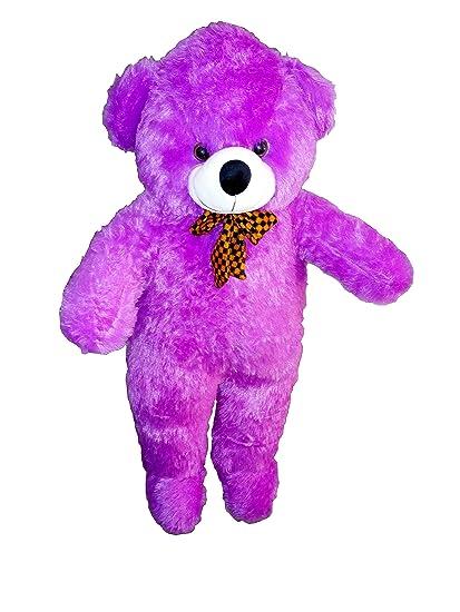 GTC Lovable Soft Stuffed Spongy/Fluffy/Huggable/Cute Teddy Bear for Birthday/