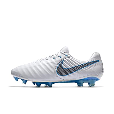 249fbb27e867 Nike Legend 7 Elite Firm Ground Cleats (9 D(M) US) White