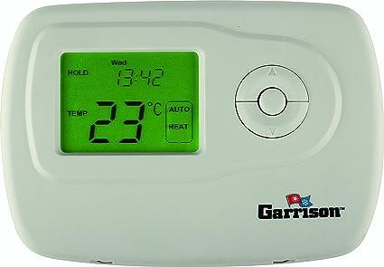 Brilliant Garrison 119088 2 Stage Heat Cool Programmable Digital Thermostat Wiring Digital Resources Minagakbiperorg