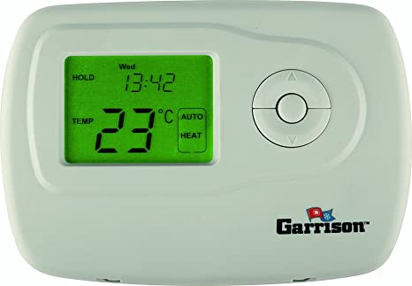 Amazon.com: Guarnición 119088 2 Stage calor/frío programable ...