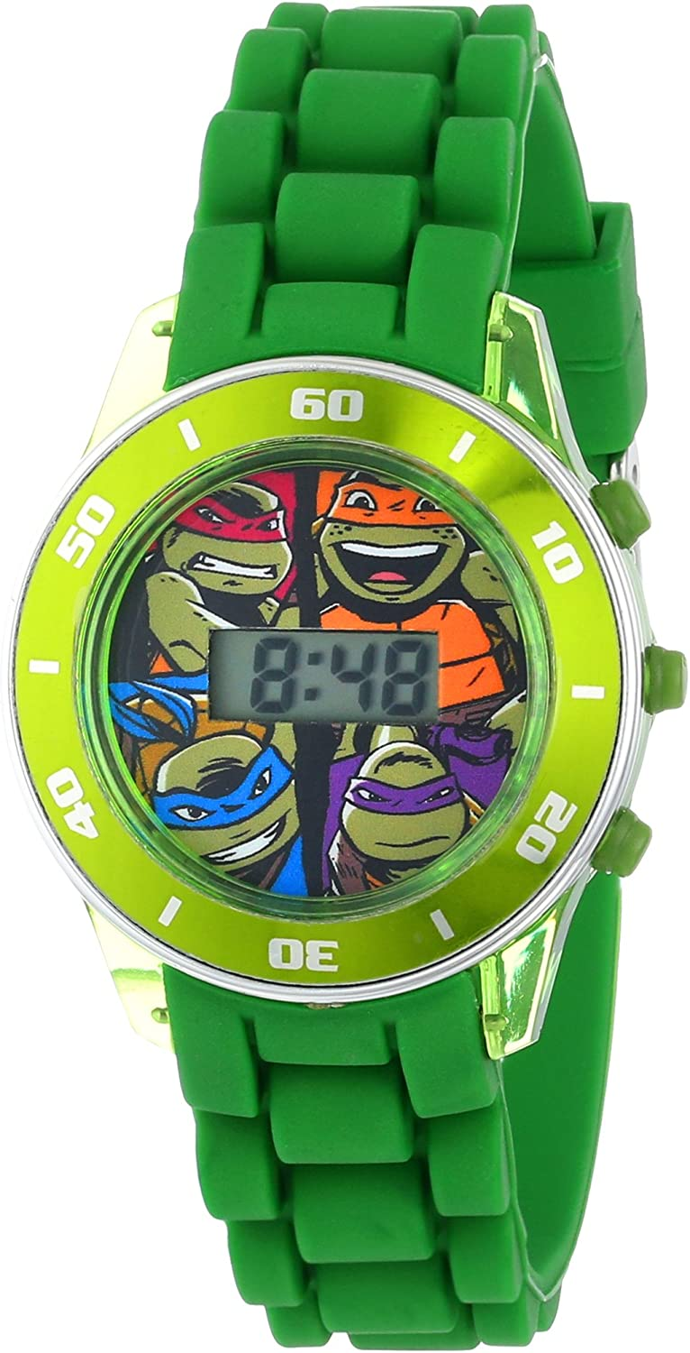 Amazon.com: Nickelodeon Kids TMN4008 reloj para ...