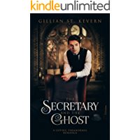 The Secretary and the Ghost: A Gothic Paranormal Romance (Read by Candlelight Book 1)