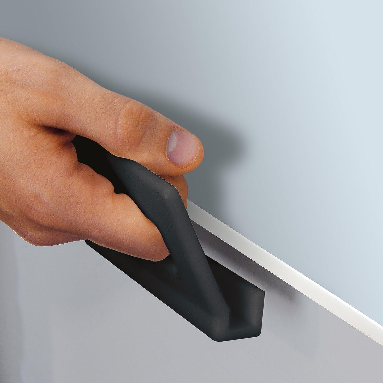 SIGEL GL731 Set f/ür Kanban und Scrum Glasmagnetboards Glasmagnettafeln