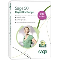 Sage 50 Payroll Exchange - 25 employees: RTI Edition (PC)