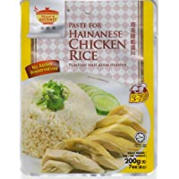 Tean's Gourmet Hainanese Chicken Rice Paste 200 g