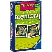 Tierbaby Memory®: Für 2 - 8 Spieler. Spielzeit 15 Minuten