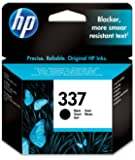 HP 337 Black Original Ink Cartridge (C9364EE)