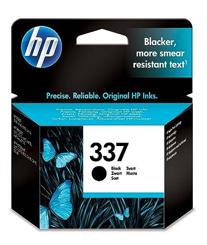 HP 337 Black Original Ink Cartridge (C9364EE)