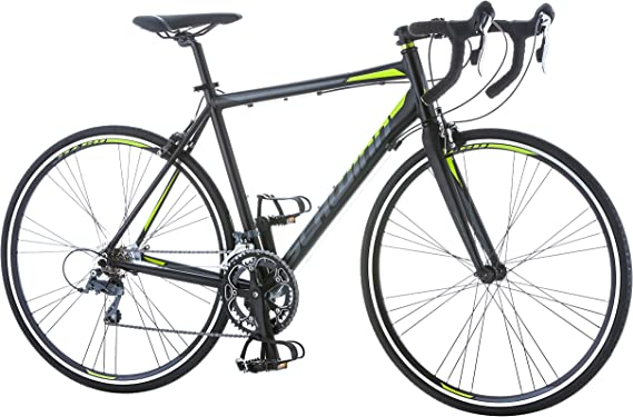 Schwinn Phocus 1400 and 1600 Drop Bar Road Bicycle for Men and Women