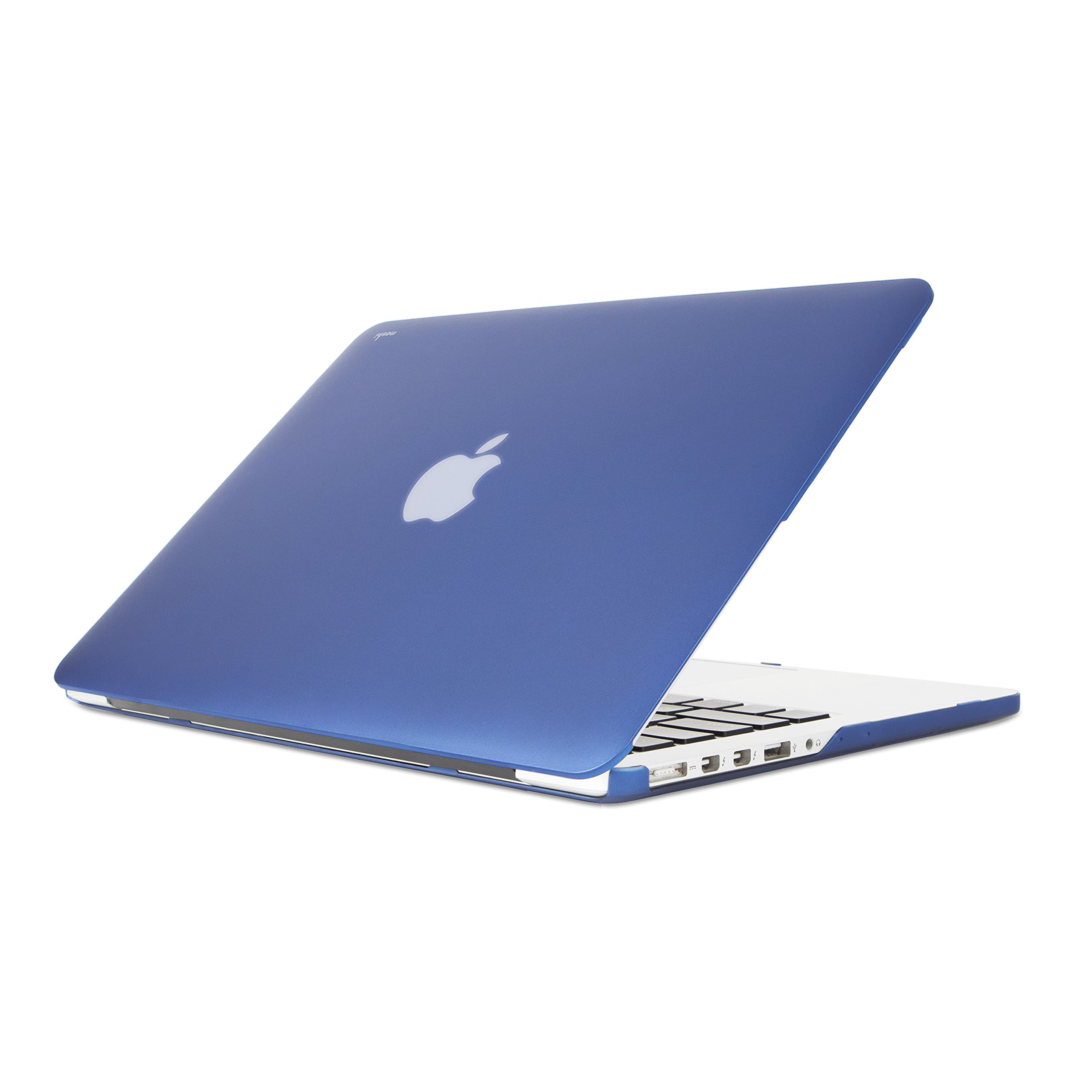 Moshi iGlaze MacBook Pro 13'' Hardshell Case (w/ Retina Display) - Indigo Blue by Moshi