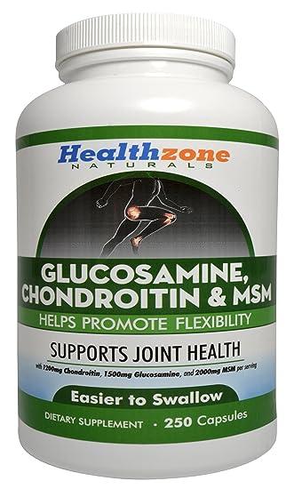 Glucosamine cause knee pain