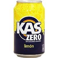 Kas refresco de Zumo de Limón con Edulcorantes