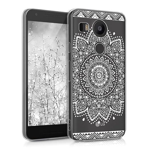 79 opinioni per kwmobile Cover per LG Google Nexus 5X- Custodia in silicone TPU- Back case