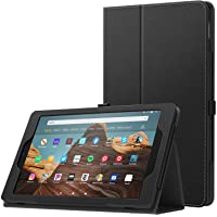 MoKo Case for All-New Amazon Fire HD 10 Tablet (7th Generation and 9th Generation, 2017 and 2019 Release) - Slim Folding…