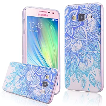 Funda Samsung A3 2015 , We Love Case Suave Funda de Silicona ...