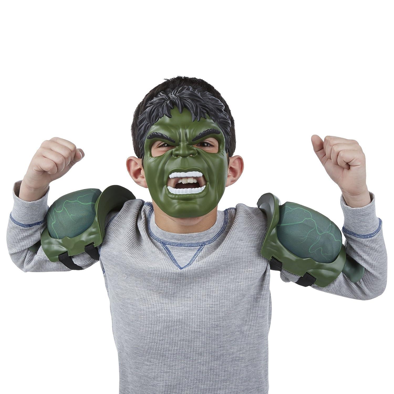 Marvel Avengers - Músculos Hulk, Figura (Hasbro B0428): Amazon.es: Juguetes y juegos
