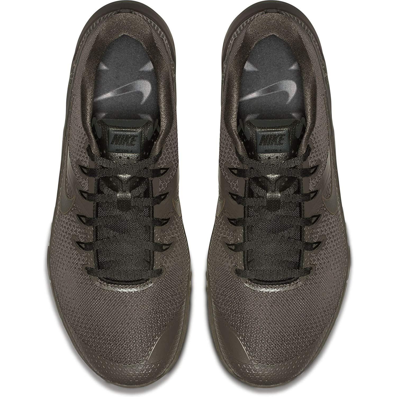 Nike Men's Metcon 4 Viking Quest Training Shoe RIDGEROCK/MTLC Pewter-Anthracite-Black 7.0 by Nike (Image #3)