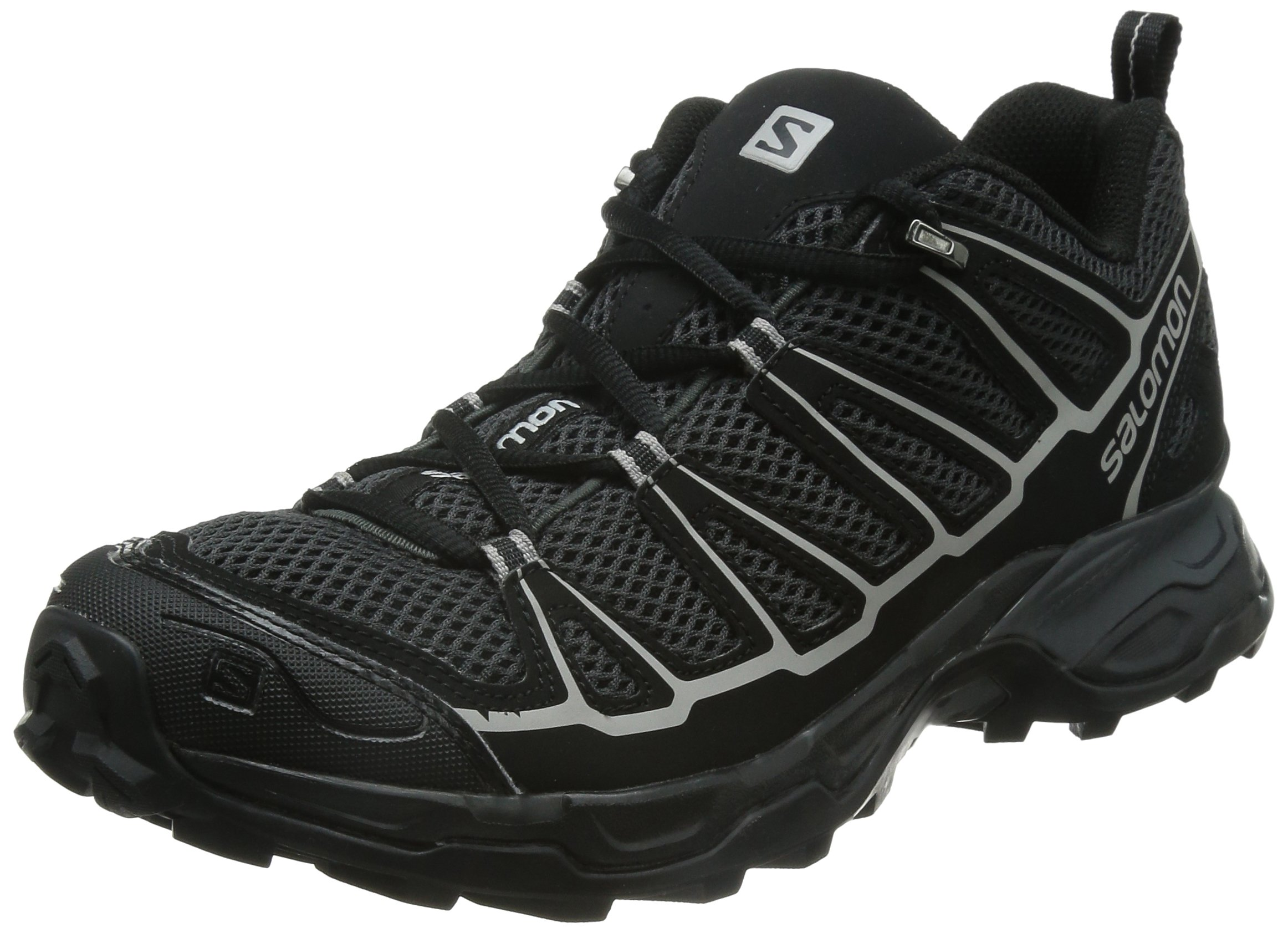 Salomon Men's X ULTRA PRIME Hiking Shoe, asphalt, 13 M US