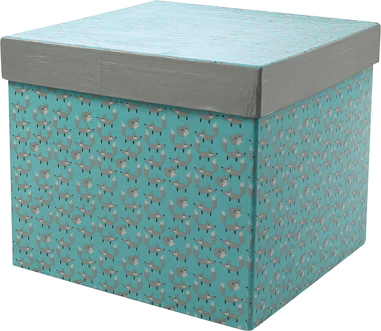 330*320*310//150 cm D/écopatch BTS907C Hat Boxes 3 pack Brown