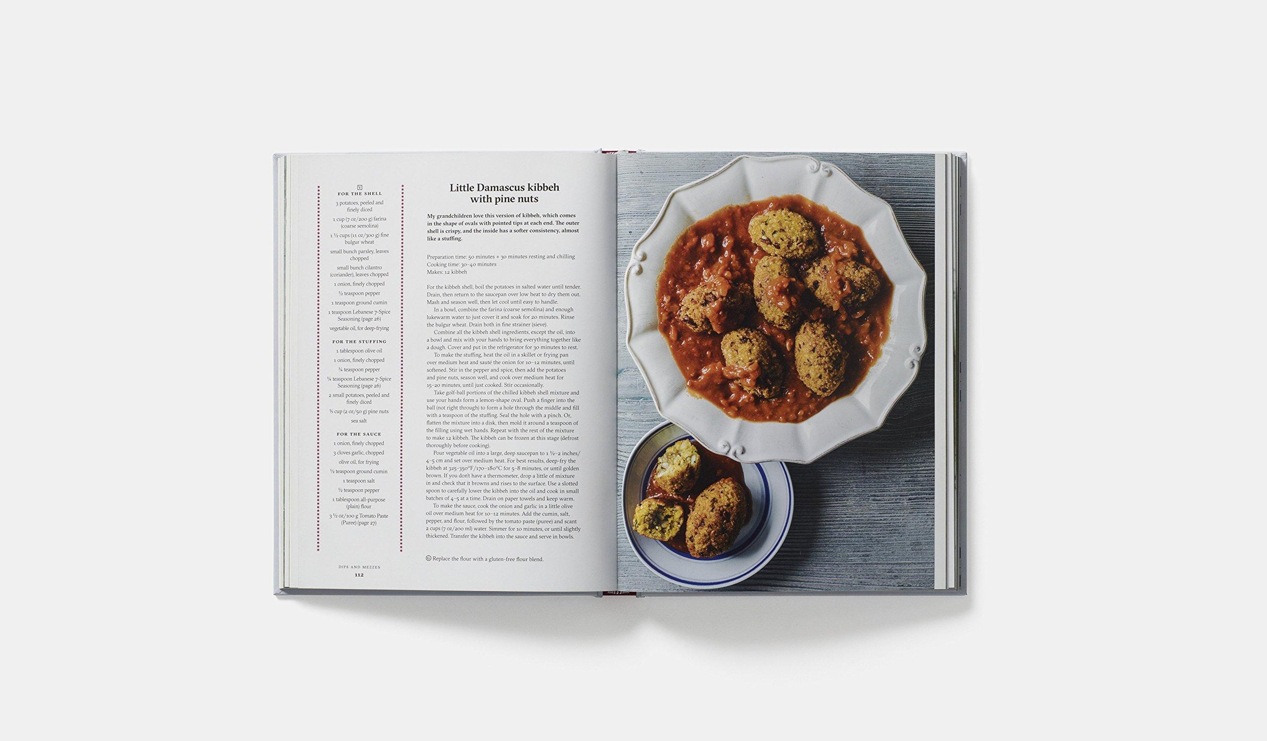 The Middle Eastern Vegetarian Cookbook: Salma Hage: 9780714871301 ...