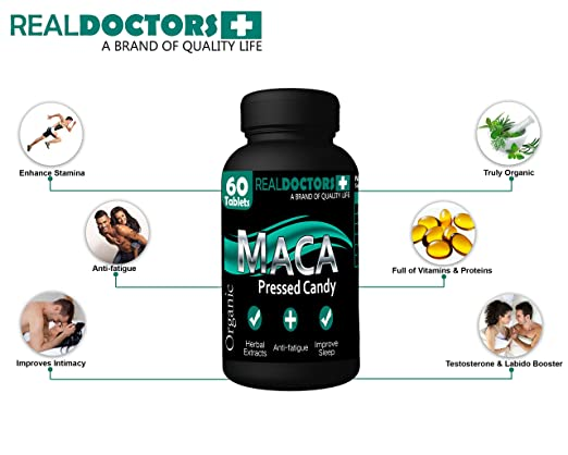 Amazon.com: Maca – 1200 mg por porción pastillas de energía ...