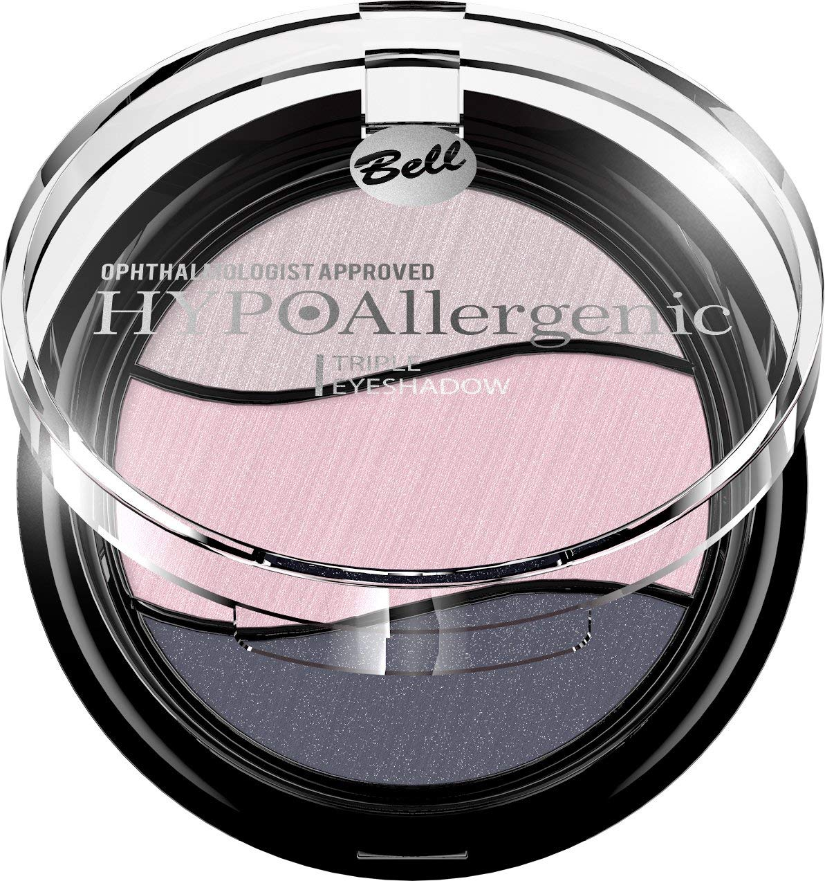 Bell HYPOAllergenic Eye Shadow Trio No  05 Ophthalmologist Approved