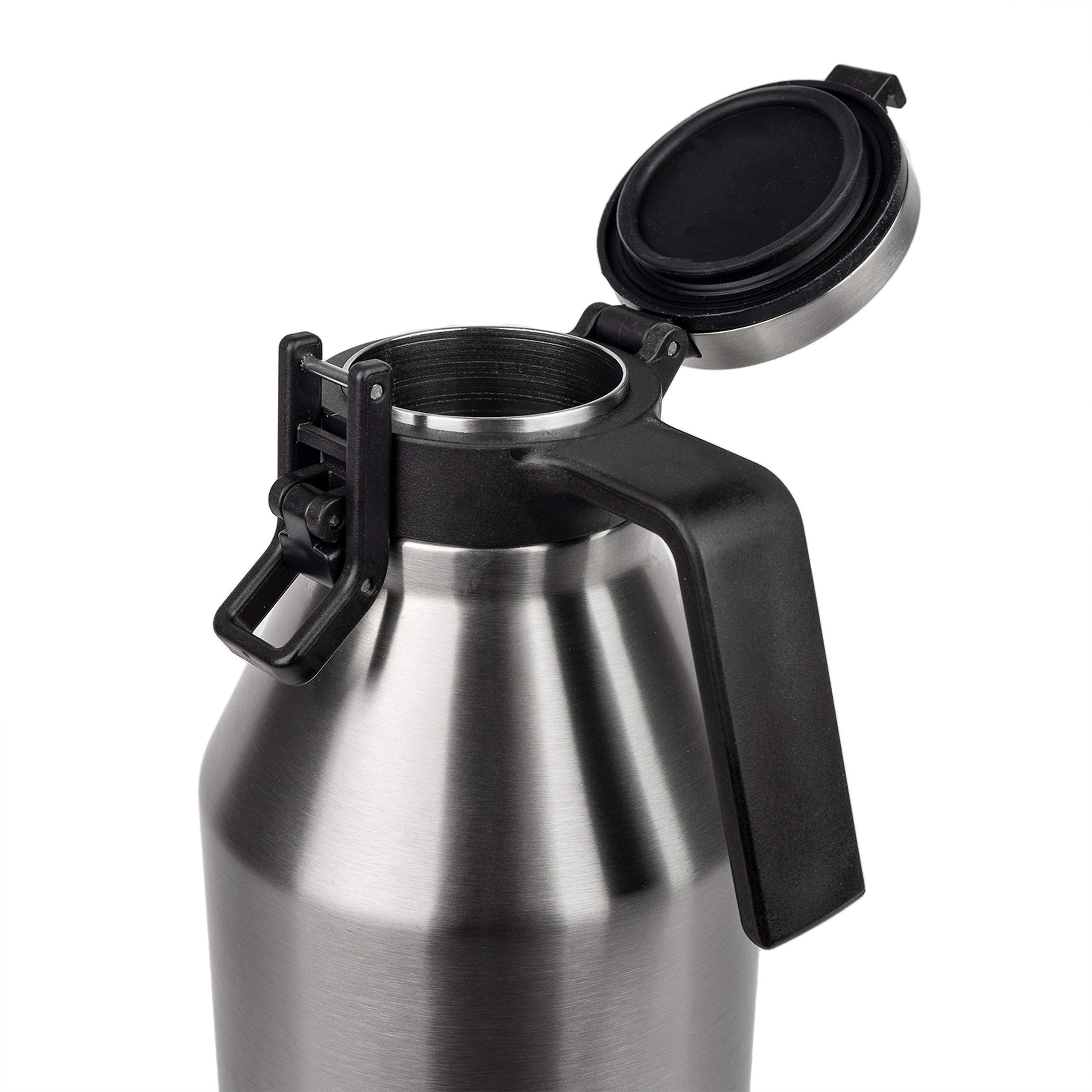 MiiR 64oz Insulated Growler for Beer - Stainless by MiiR (Image #4)