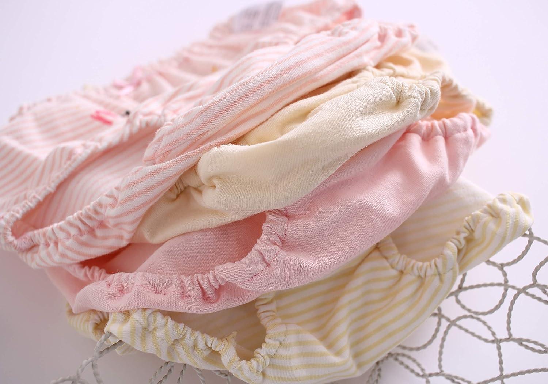 Toddler Girls Comfortable Underwear Original Cotton Hipster Panties 2 Pack