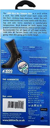 1000 Mile 1950 all Terrain Calzini da Donna