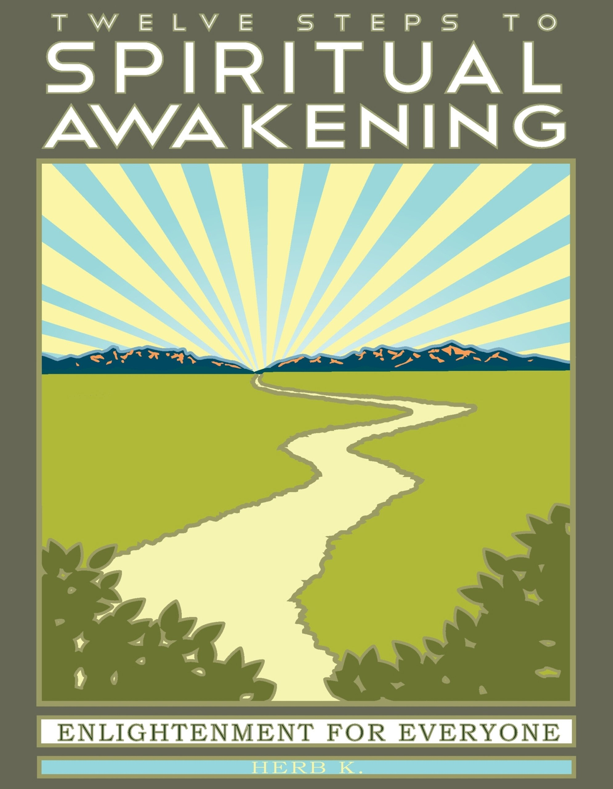 Read Online Twelve Steps to Spiritual Awakening: Enlightenment for Everyone pdf