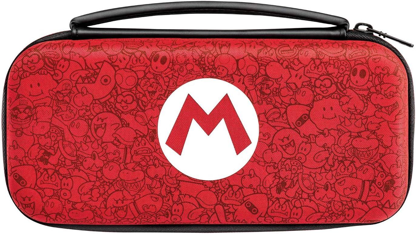 PDP - Funda Deluxe Travel Case Edición Mario Remix (Nintendo Switch): Amazon.es: Videojuegos