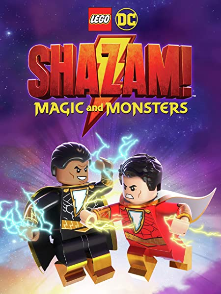 LEGO-DC-Shazam!:-Magic-and-Monsters-(DVD)