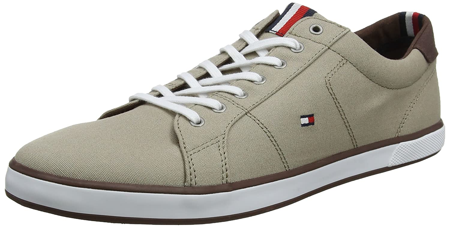 Tommy Hilfiger Iconic Long Lace Sneaker, Zapatillas para Hombre