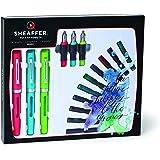 Sheaffer Calligraphy Maxi 3 Fountain Pen with 3 Nib Gift Set