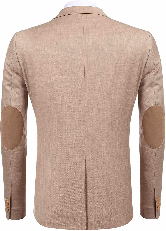COOFANDY Mens Suit Jacket Slim Casual Fit