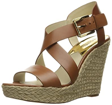 a95ea7a8e46 Michael Michael Kors Women's Giovanna Wedge