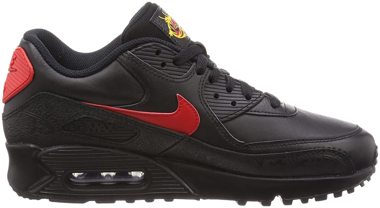 Nike Air Max 90 F BlackUniversity Red