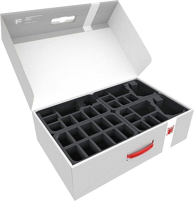 Feldherr Storage Box XL compatible with Star Wars X-Wing huge Imperial Fleet: Amazon.es: Juguetes y juegos