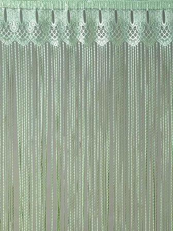 Gardinen Aufhängen Hilfe fadengardine fadenvorhang fadenstore mit universalschienenband und
