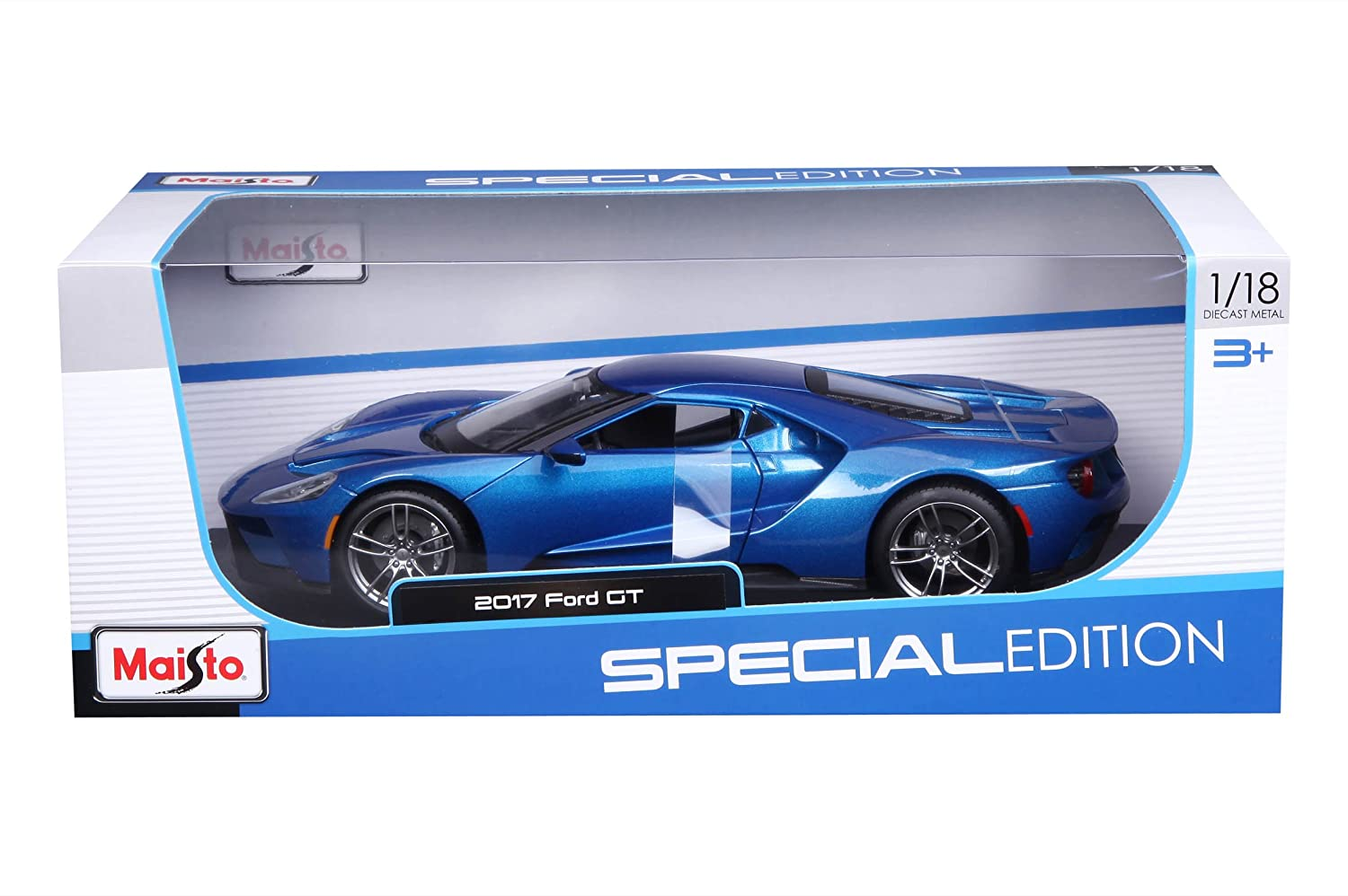 Maisto Special Edition  Ford Gt Variable Colorcast Vehicle  Scale Maisto Amazon In Toys Games