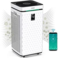 Deals on Colzer 3500 Sq Ft Wifi Smart Air Purifiers w/Dual H13 HEPA