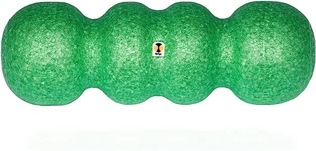 Rollga Foam Roller - Standard: Self Massage & Trigger Point Release Muscle Roller, Medium Density Foam Version